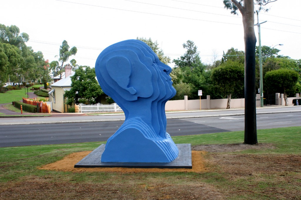 Beseech a Public Artwork for the City of Vincent by Ken Sealey