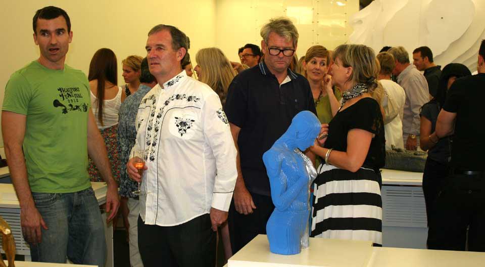 Beaufort Street Festival exhibition by Ken Sealey